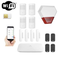 Crusader 3000 Wireless House Alarm Solution 3